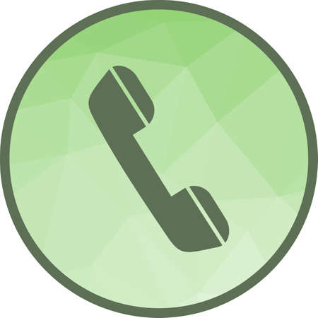 Call, telephone, home icon vector image. Can also be used for home. Suitable for web apps, mobile apps and print media. Illusztráció