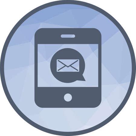 Text Message I 矢量图像