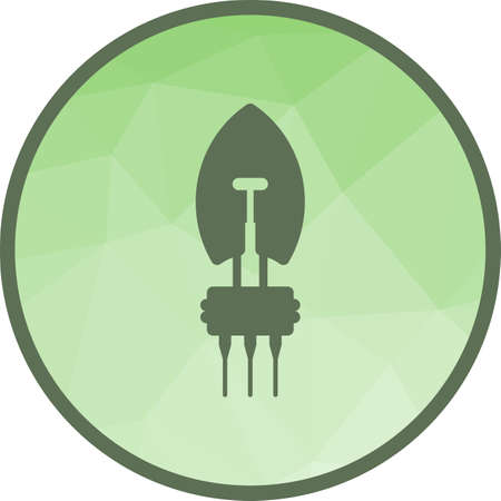 Car Light Bulb Illustration