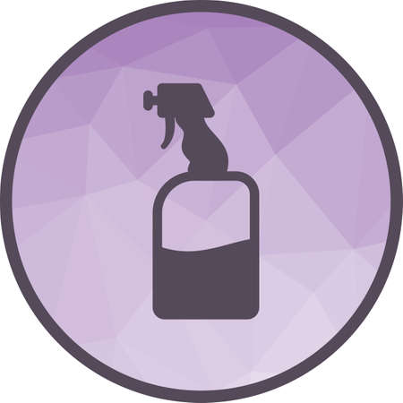 Glass Cleaner Icon