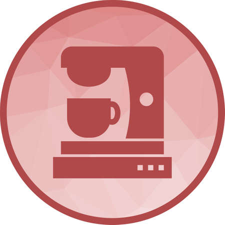 Coffee Machine II Stock Illustratie