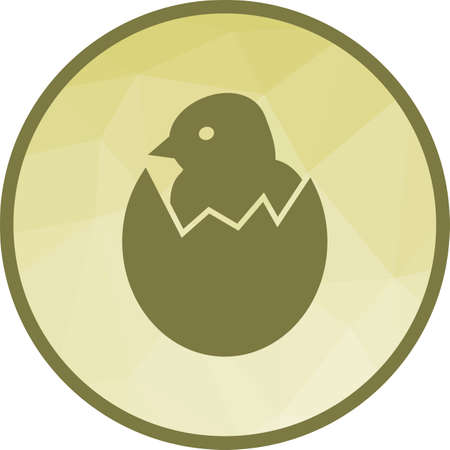 Hatched Egg Icon