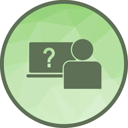 Online Questions Icon
