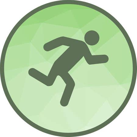Running, race, finish