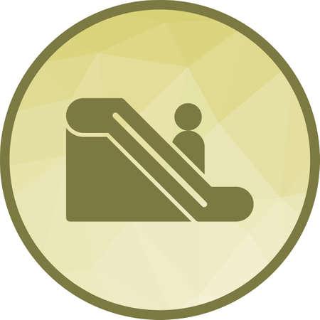 Escalators, meseum, travel