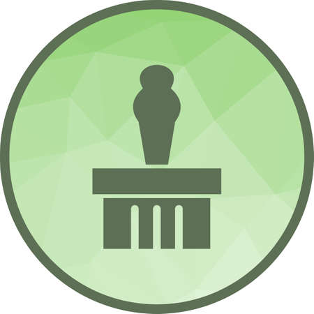 Monument Display Icon