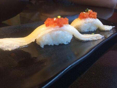 roll bar: Sushi