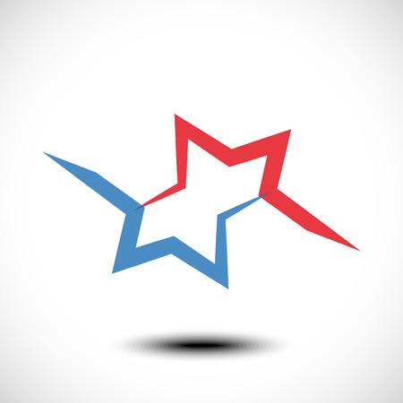 sterrenpictogram Stock Illustratie
