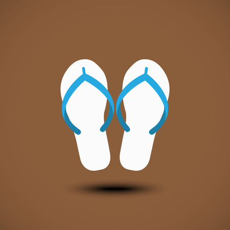 flip: Beach Slippers Icon
