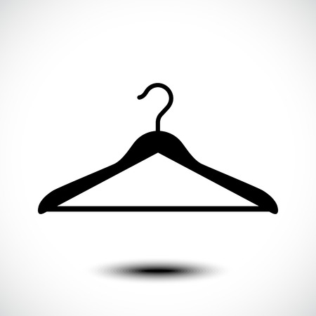 dry suit: Clothes hanger icon.