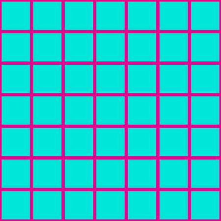 repeats: Seamless Vertical Stripe Pattern. Vector pink and blue background