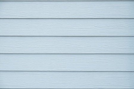 Vintage blue wood texture background of a house wall photo