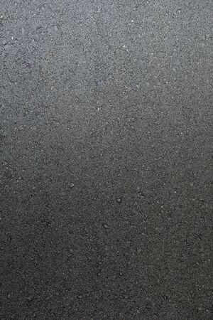 New Black Gradient Asphalt or Tarmac Road Background Texture
