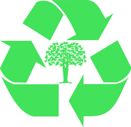 recycle tree: Recycle tree