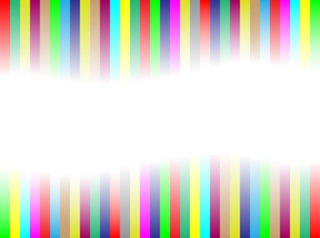 Rainbow colorful gradient vector background Stock Vector - 8422780