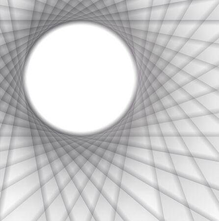 Abstract grey card Vector