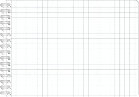 Vector notebook Vector