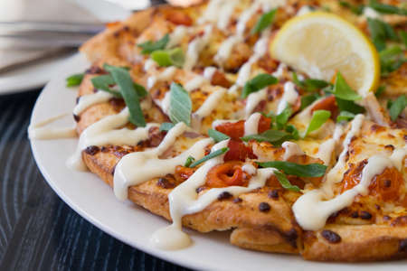 piri piri: Piri Piri Chicken Pizza