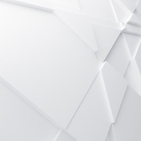Geometric color abstract polygons, as wallpaper for room