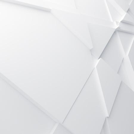 Géométriques couleurs polygones abstraites, comme fond d'écran pour la chambre Banque d'images - 48518447