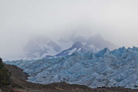 Perito Moreno, Argentina - January 13, 2012 photo