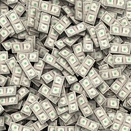 お金の請求書の背景