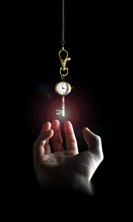 Reaching the key of time photo