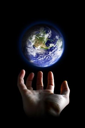 あなたの手で世界