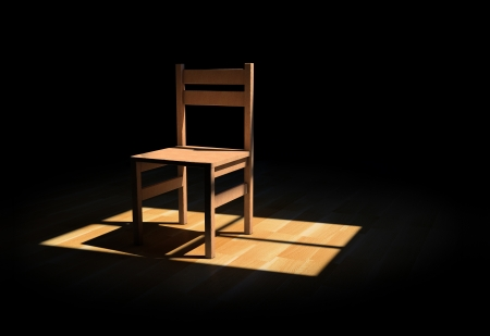 interrogation: Chair