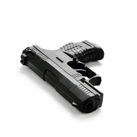 Pistola moderna Foto de archivo - 20251857