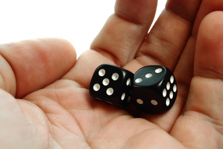 Two dices photo