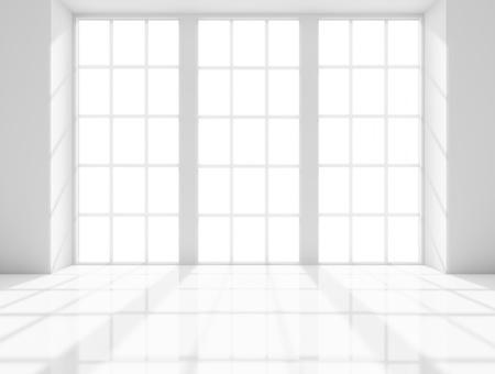 White room light Reklamní fotografie