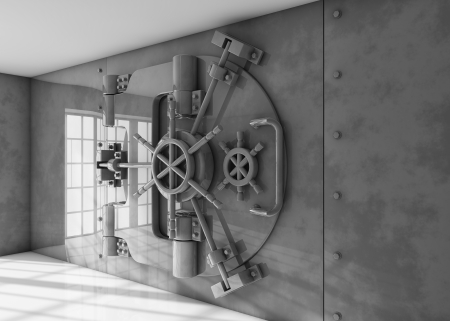 money vault: Vault