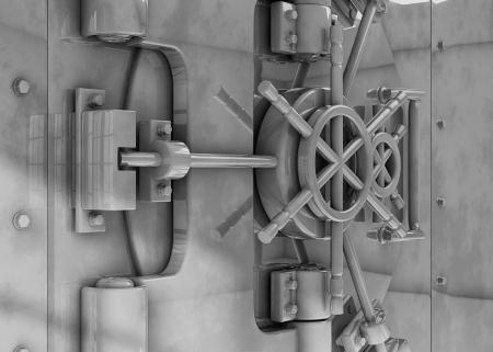Vault locked photo