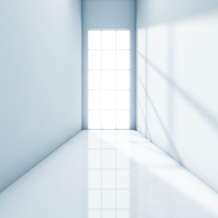Lichtbundel Stockfoto