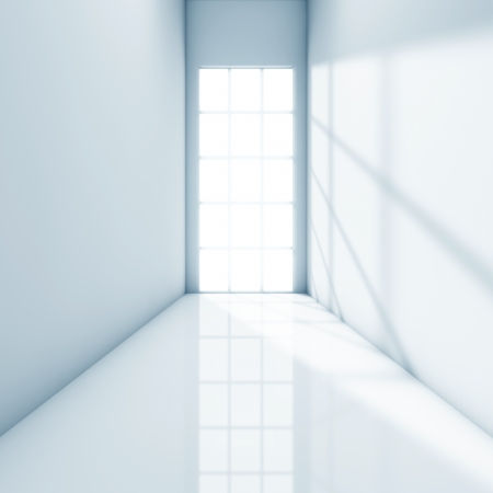 Light corridor photo