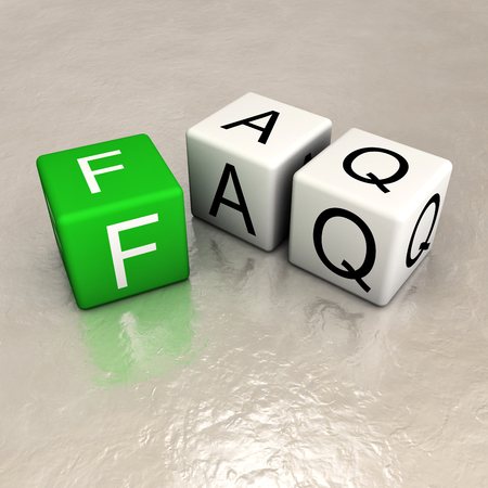 Faq Stock Photo - 23124216