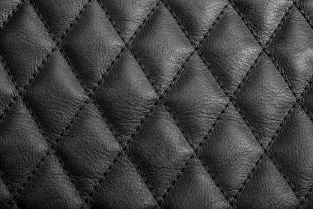 Image of a leather composition in pattern photo