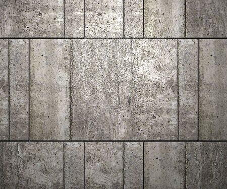 concrete floor: Textured concrete blocks wall or floor background