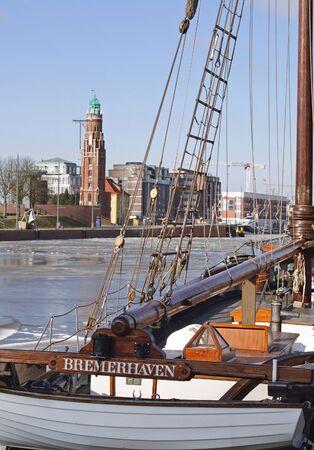 german north sea region: sailing-I-Bremerhaven-Germany