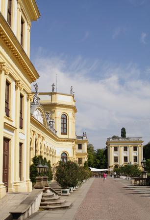 pomp: Pomp and Circumstance-Orangerie II Kassel-Germany