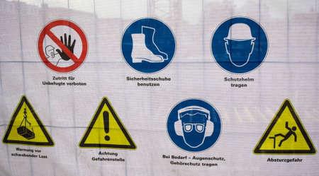 imminent: hazard warnings-Hamburg