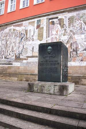 daimler: Daimler Monument Schorndorf