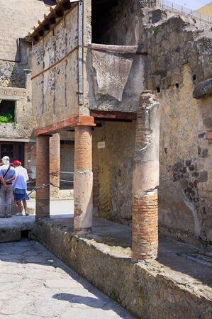 historian: Herculaneum ancient jewel III Italy