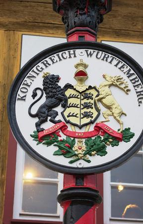 gloria: City coat of arms II Waiblingen