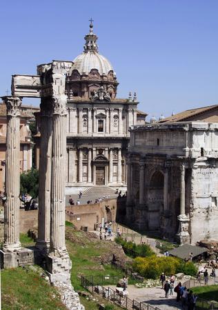 severus: Forum Romanum II Italy