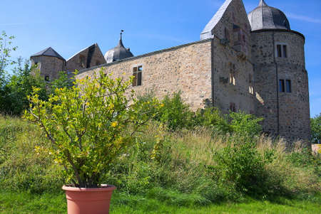 captivated: Sababurg-Dornroeschenschloss II