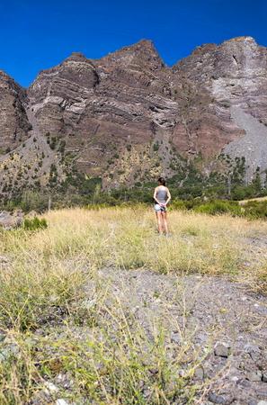 Cajon del Maipo - Chile - XXV Reklamní fotografie