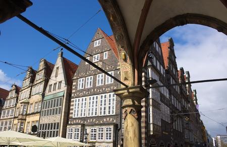 Bremen - marketplace - I -