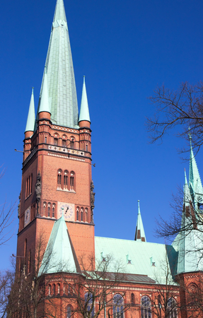 St. Johns Cathedral - X - Hamburg - Germany
